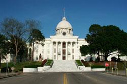 Capitol Building, Montgomery, Alabama