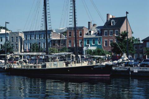 Baltimore harbor - Maryland