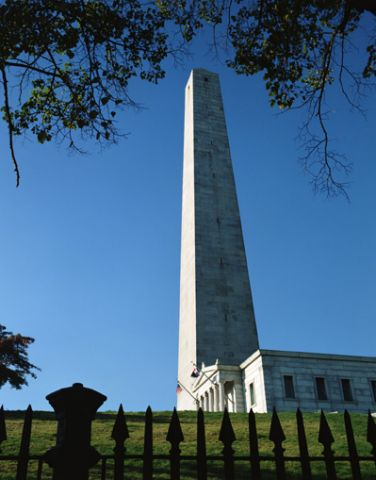 Bunker Hill Monument - Boston Massachusetts