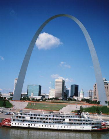 Gateway Arch - St Louis Missouri