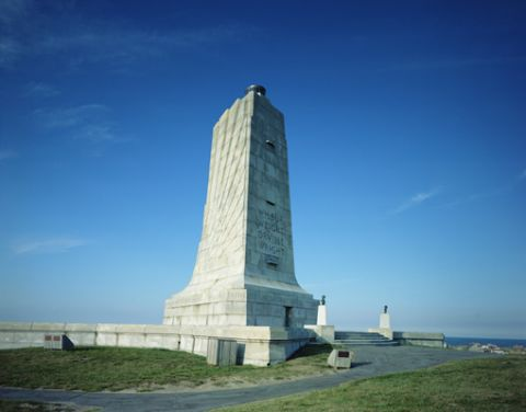 Wright Brothers National Memorial in Kitty Hawk, North Carolina