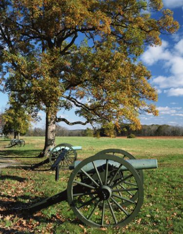 Gettysburg Civil War Battlefield, Gettysburg Pennsylvania