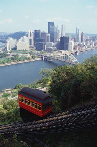 Duquesne Incline - Pittsburgh Pennsylvania