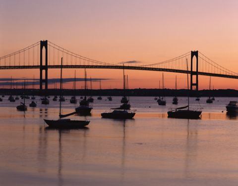 Newport Rhode Island bridge