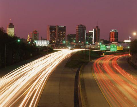 Nashville highway - Tennessee
