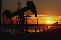 Texas oil pump