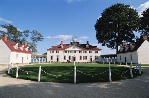 Mount Vernon Virginia - George Washington home
