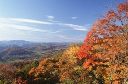 West Virginia valley