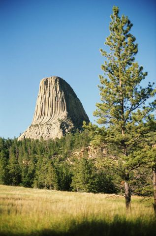 Devils Tower - Wyoming