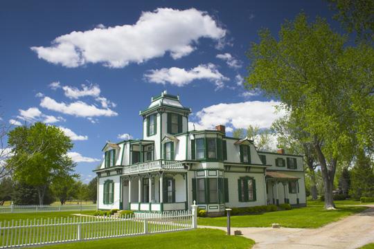 Buffalo Bill Ranch State Historical Park Museum in North Platte, Nebraska