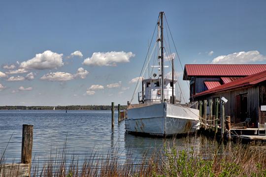 Chesapeake Bay Maritime Museum in Saint Michaels, Maryland