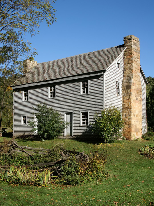 Jacob Sites Homestead in Seneca Rocks, West Virginia