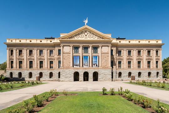 Original Arizona State Capitol in Phoenix, Arizona