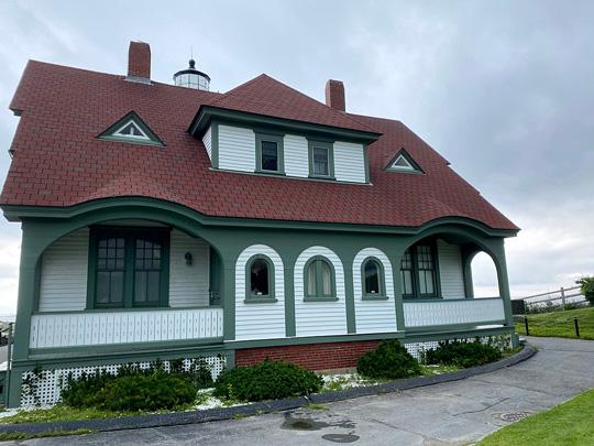 Portland Maine Head Lighthouse Museum in Portland, Maine