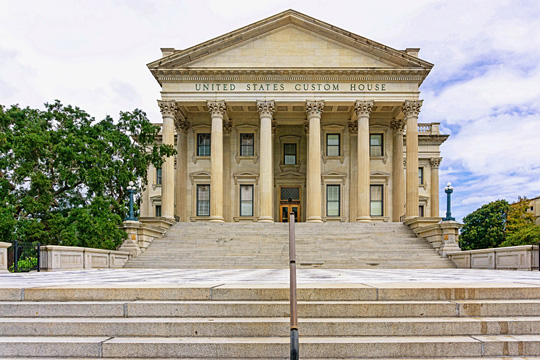 United States Custom House in Charleston, South Carolina
